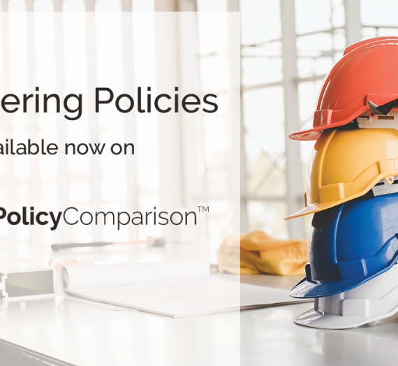 Engineering Policies Now Available for Comparison!