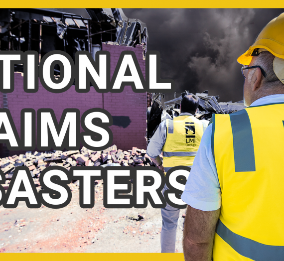 National Claims Disasters