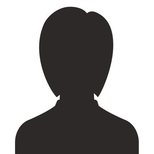 Female Photo Silhouette Placeholder