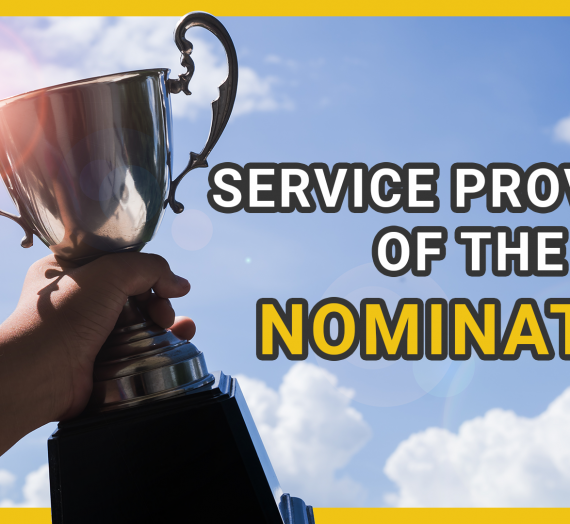 LMI Group nominated for Service Provider of the Year!