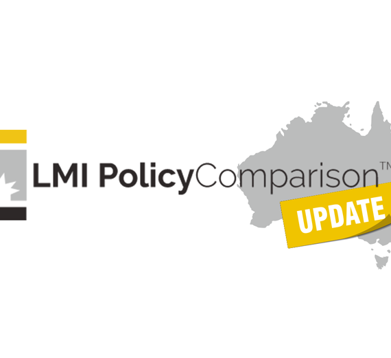 LMI Policy Comparison Updates Australia – January 2019