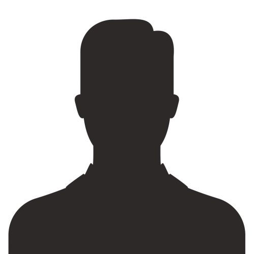 Male Photo Silhouette Placeholder