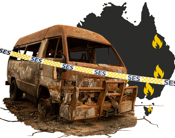LMI response to ongoing bushfires