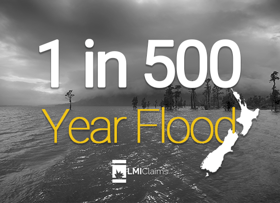A once-in-500-year Flood: Northlands of New Zealand