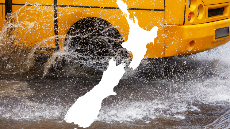 NZ: Flooding Causes State of Emergency
