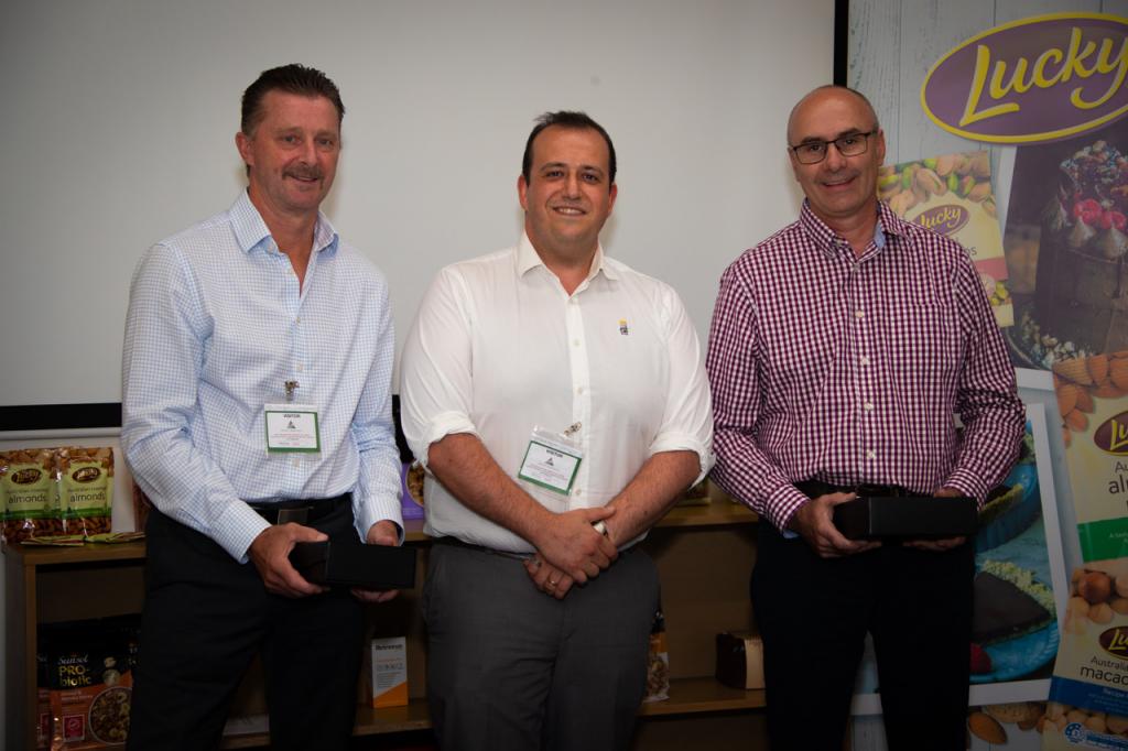 Pheonix award presentation image.