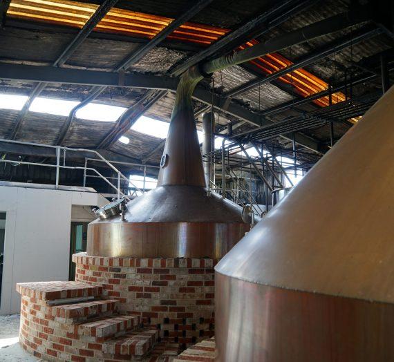 Tasmanian Distillery Accident