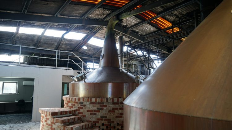 Tasmanian Distillery Accident