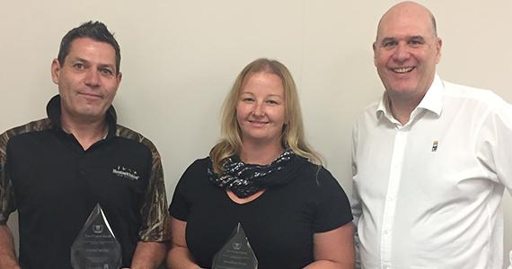 LMI NZ: Phoenix Award – United Movers & Donaldson Brown