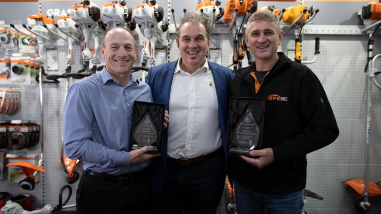 Phoenix Award: Gippsland Power Equipment.