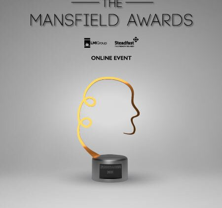 Mansfield Awards 2021 ONLINE: Register FREE