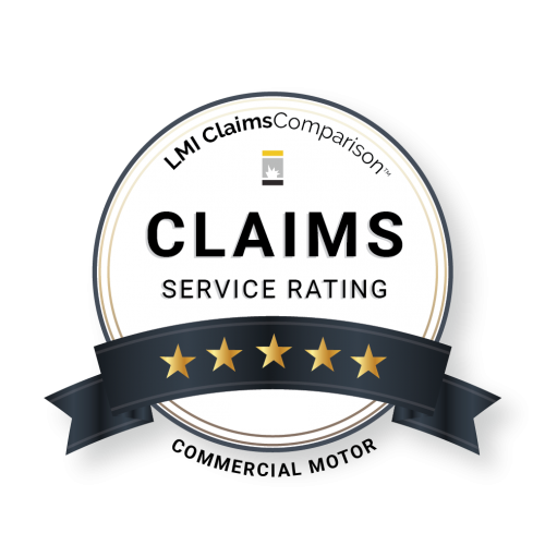 Claims Comparison Rating Badge